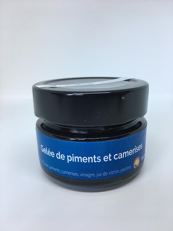 poivrons camerises