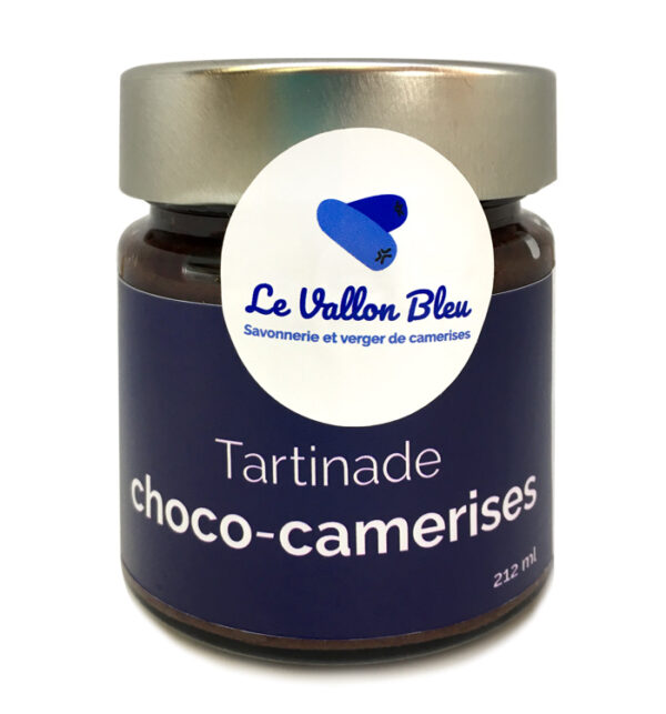 tartinade choc-camerises
